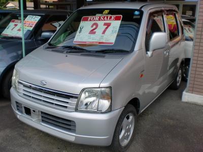 平成13年式スズキ-ワゴンR