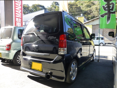 平成12年式・スズキ・ワゴンR・FX-Tリミテッド・ブラック【中古車】SUZUKI