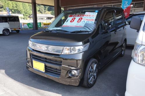 平成24年式・スズキ・ワゴンRスティングレー・Xリミテッド・ワンオーナー【中古車】
