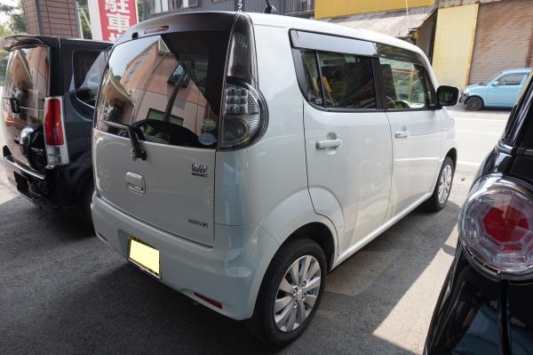 平成25年・スズキ・MRワゴン・wit(ウイット)・XS・パールホワイト【中古車】