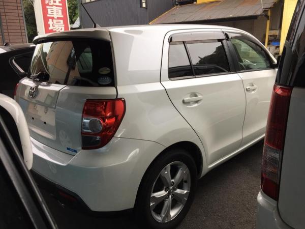 平成20年・トヨタ・イスト・1.5・白・フル装備・ワンオーナー【中古車】