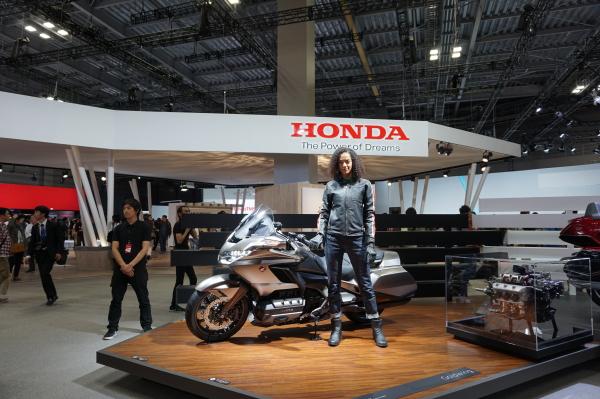 東京モーターショー-HONDA