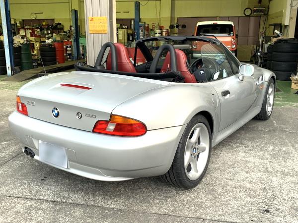 11年BMW-Z3ロードスター