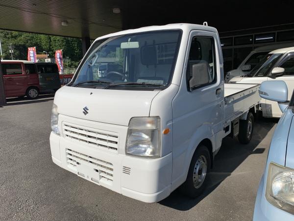 平成23年式・スズキ・キャリィ・白・4WD・軽自動車